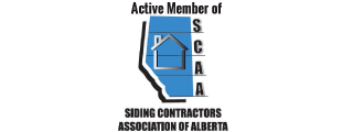 Active Member of Siding Contractors Association of Alberta